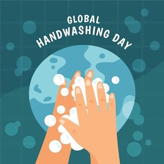 グローバル手洗い日のコンセプト