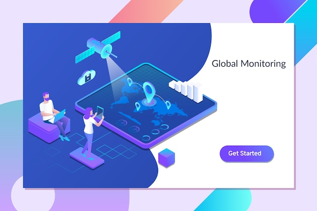 Global monitoring system
