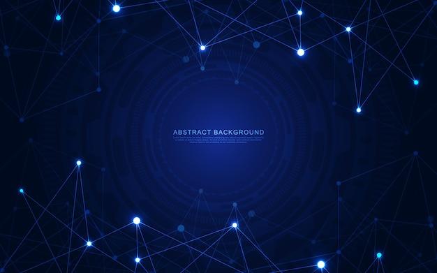 Подключение к глобальной сети цифровые технологии и концепция связи