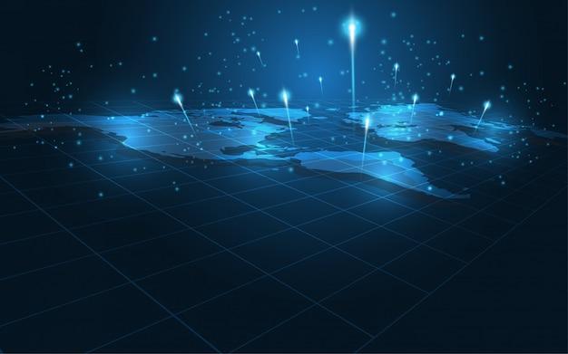 Глобальная технология подключения к сети