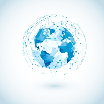 Подключение к глобальной сети.