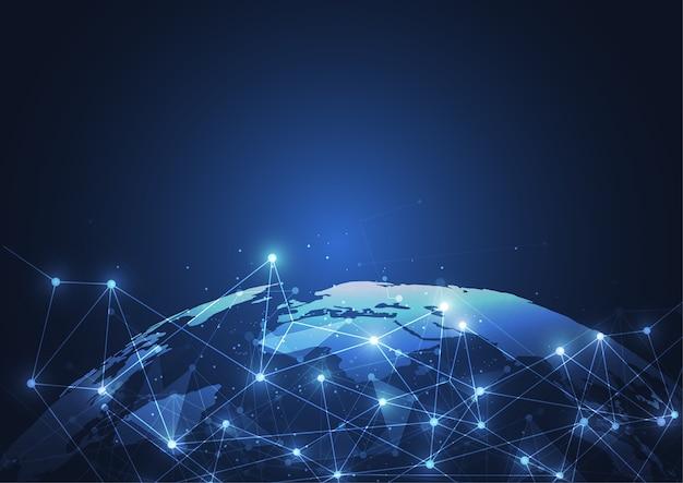 글로벌 네트워크 연결