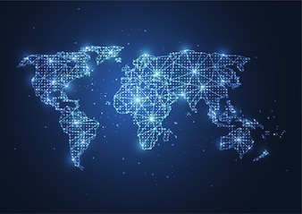 Global network connection