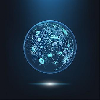 Глобальное сетевое соединение