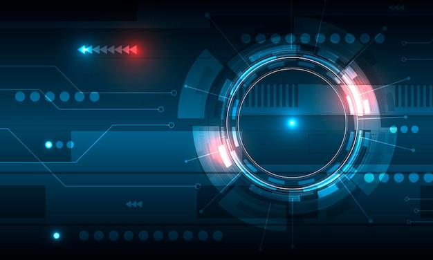 포인트 라인 벡터 연결과 글로벌 네트워크 연결