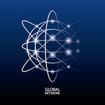 Global network design concept