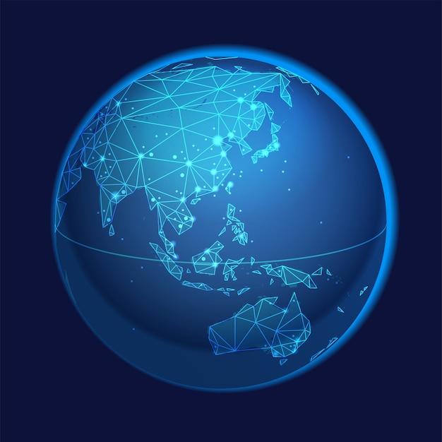 グローバルネットワークシステムの概念