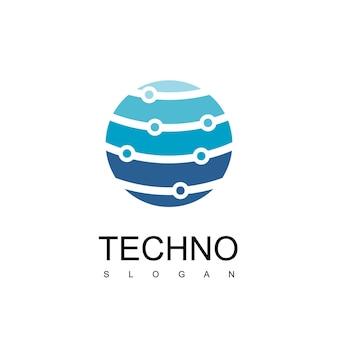 글로벌 기술 로고