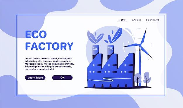 Концепция глобального потепления. наклейка или логотип. никаких отходов. изменение климата. планета земля. экологический завод