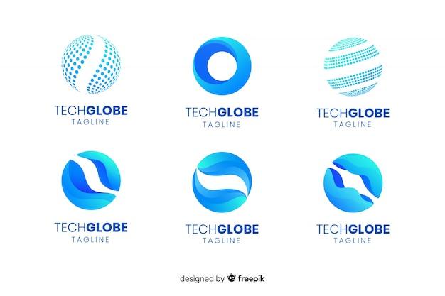 Глобус логотипы