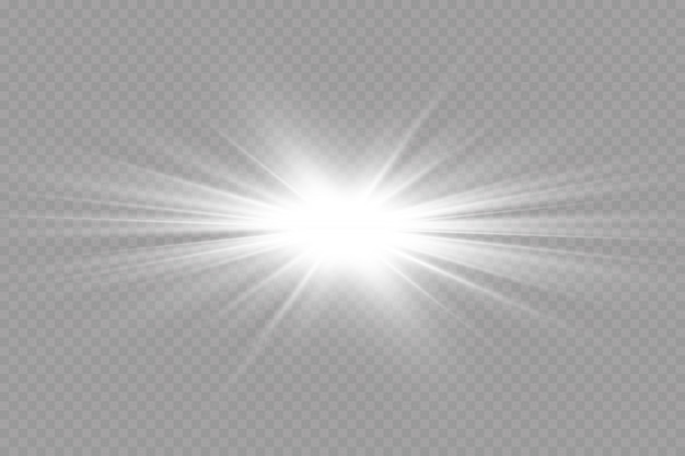グローライト効果。図。クリスマスフラッシュ。ほこり。デコレーション。