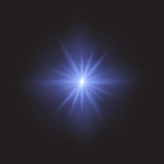 Свечение световой эффект ..