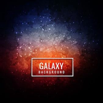 Светящиеся галактики фона