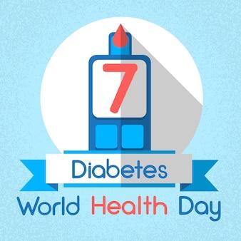 Glucose level glucometer diabetes world health day
