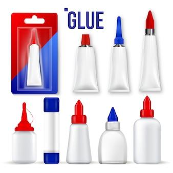 Glue set