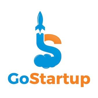 Go startup logo