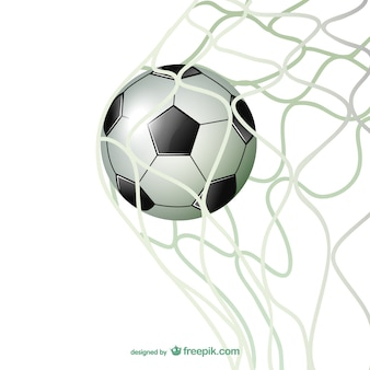 Goal  football gate soccer vector
