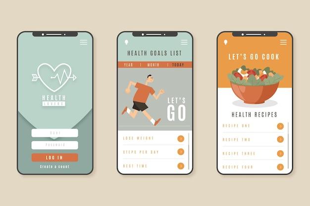 App per il monitoraggio degli obiettivi e delle abitudini