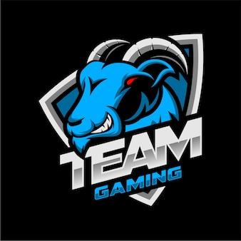 Goat logo gaming