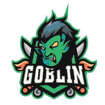 Goblin e sports logo