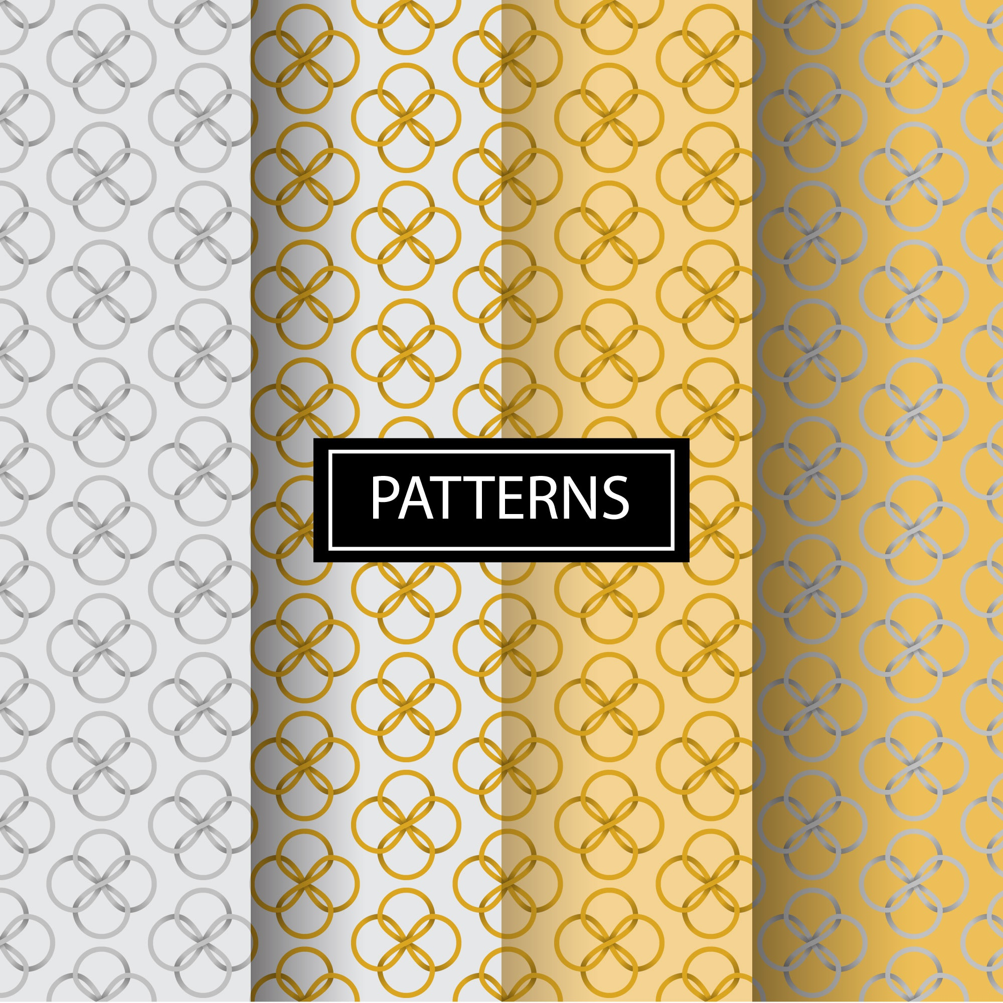 Gold and Silver Patterns