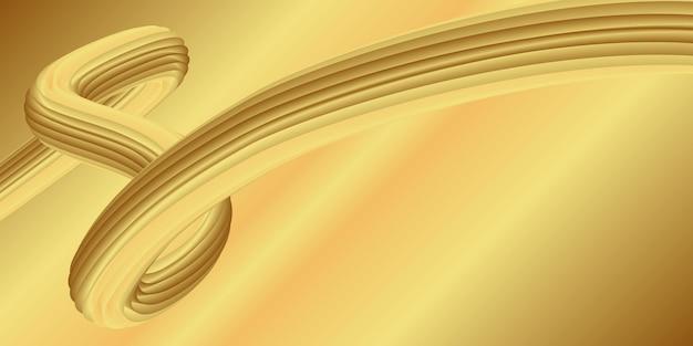 Gold background blend mode