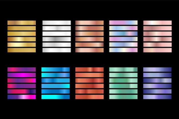 ゴールドの背景テクスチャベクトルアイコンシームレスパターン