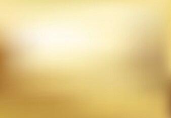 Gold blurred gradient background
