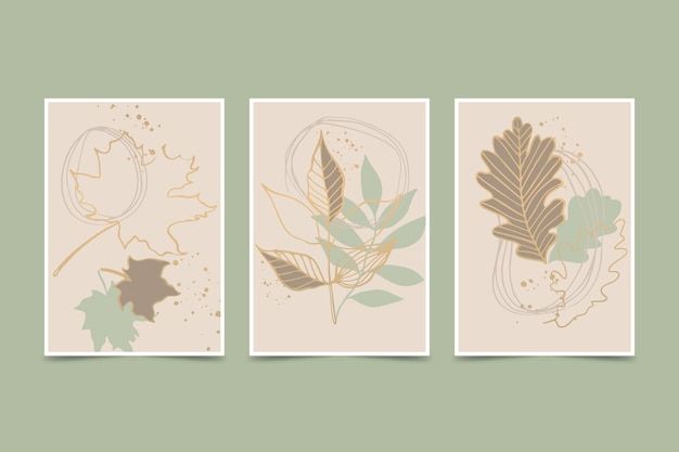 Goldbotanical cover collection