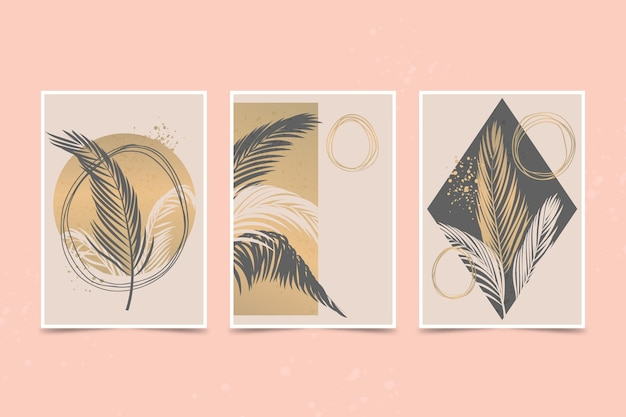 Золотая коллекция ботанических обложек