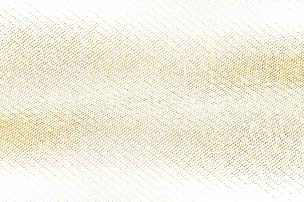 Gold brush stroke design element cloth knitted