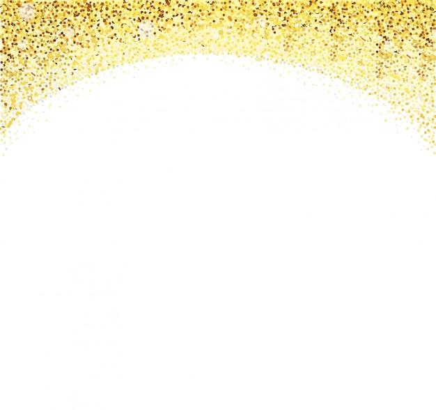 Gold carborundum background