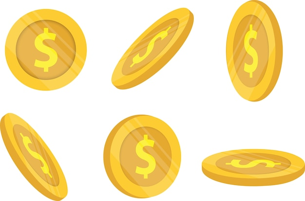 Gold coins and business finance