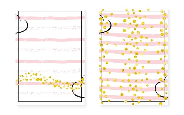 골드 더스트 스팽글. 크리스마스 그림 세트입니다. 줄무늬 튄 입자. 하얗게 빛나는 스타버스트. 청록색 생일 효과. 민트 섬유. 골든 가리 제안. 핑크 골드 더스트 스팽글