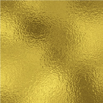 Gold foil background.