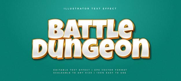 Gold gaming title стиль текста стиль шрифта эффект