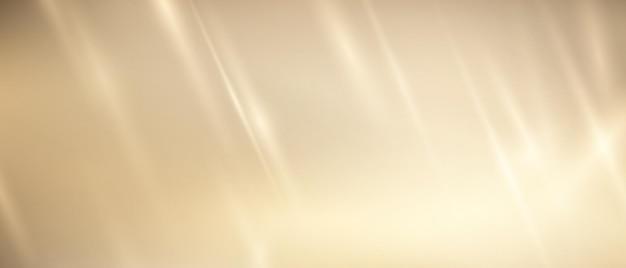 ゴールドグラデーションクロームカラーホイルテクスチャ背景。ベクトル金色、銅真鍮と金属のテンプレート。