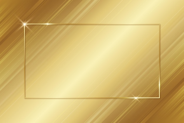 Gold luxury background