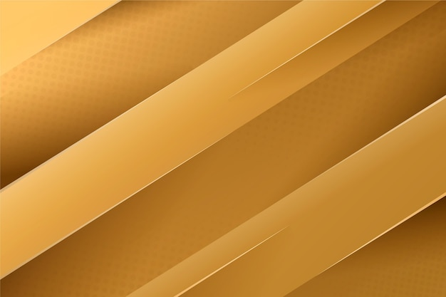 Sfondo di lusso oro