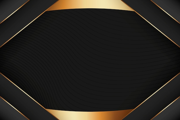Gold luxury background