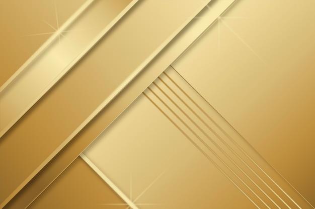 ゴールドの豪華な背景