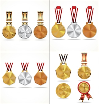 Gold medal collection