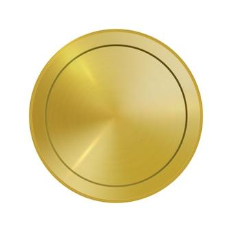 ゴールドメタルテクスチャ背景磨かれた表面メダルテクスチャデザインコンセプトウェブプリント