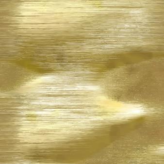 Золотая металлическая текстура
