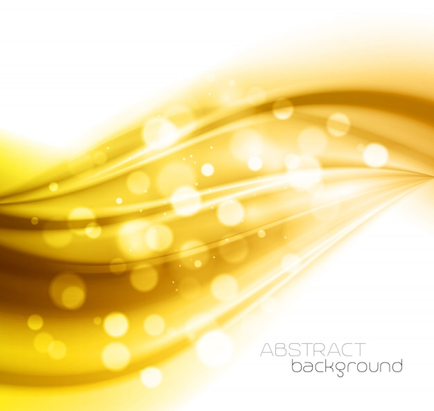 Gold shinny background