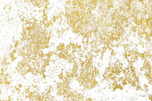 Gold splashes texture.