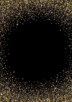 Золотой фон звезды