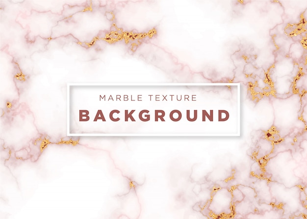 Gold texture or rose gold marble texture effect backgrond
