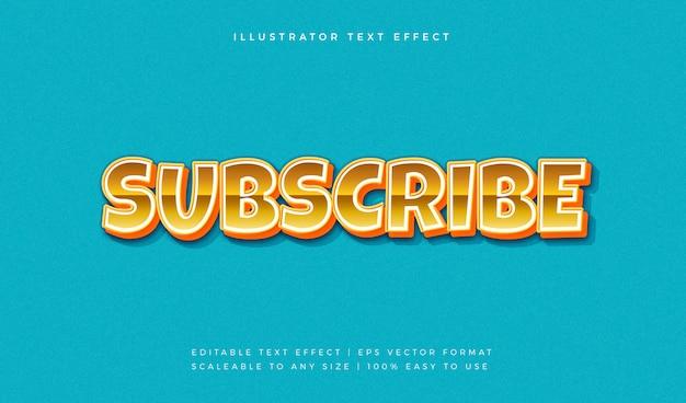 Эффект шрифта gold vibrant playful text style