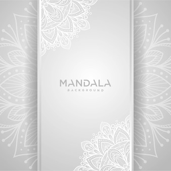 Gold vintage greeting card on a white background